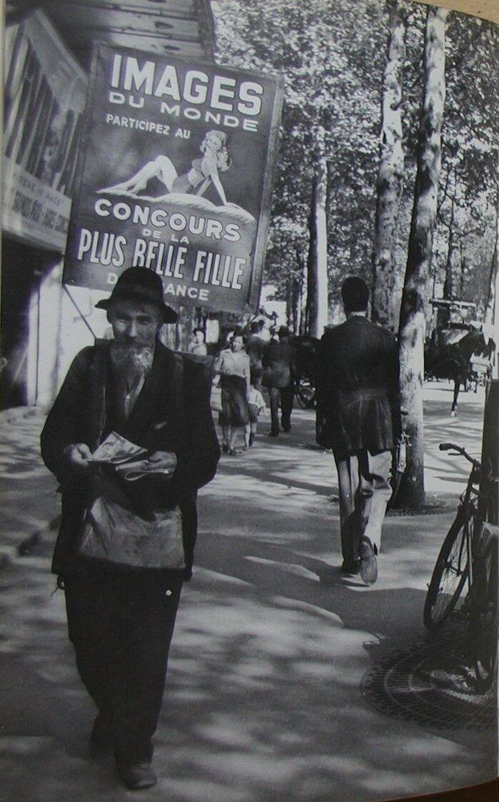 1960. На Больших бульварах