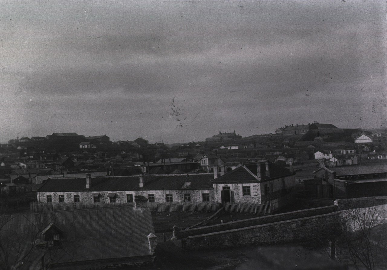 Порт-Артур. Общий вид