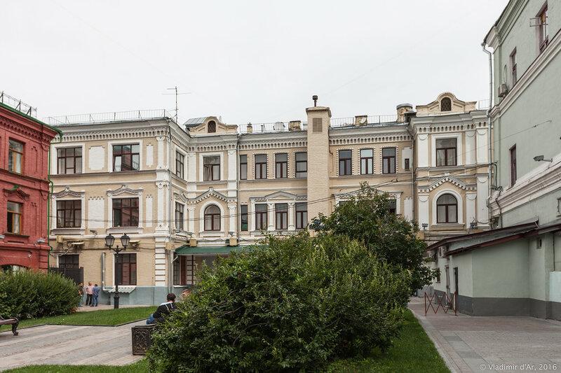 Николо-Греческий монастырь на Никольской