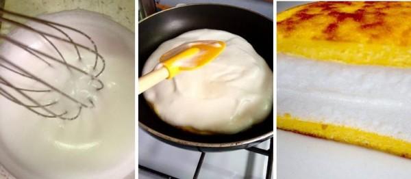 Как сделать вкусную омлет
