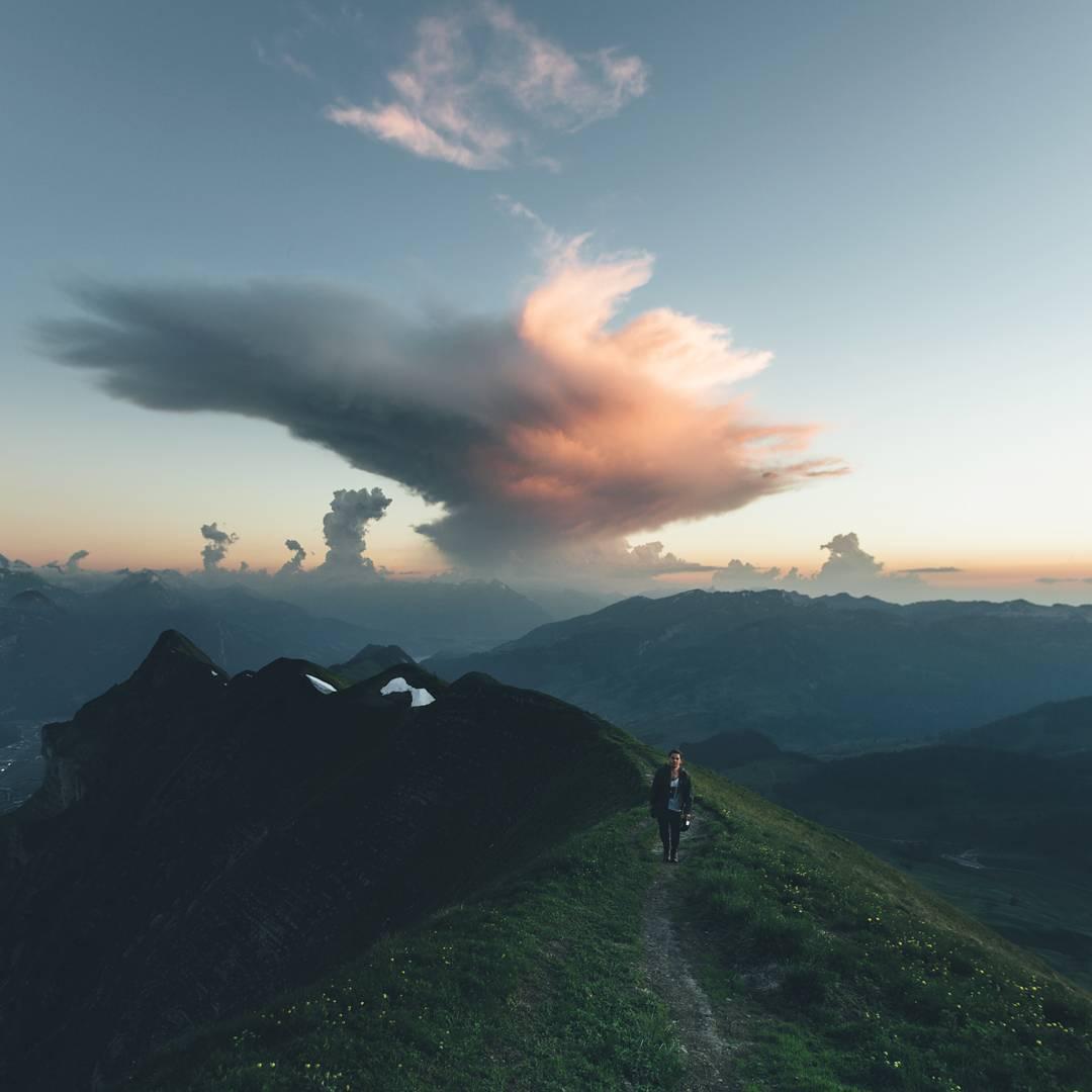 Путешественник, прославившийся в Instagram благодаря красивым снимкам природы