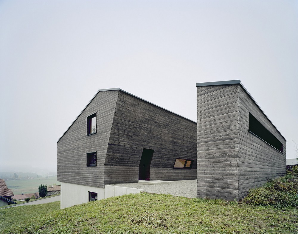 Загородный дом для отдыха на природе в Германии