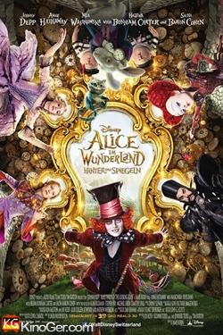 Alice im Wunderland: Hinter den Spiegeln (2016)