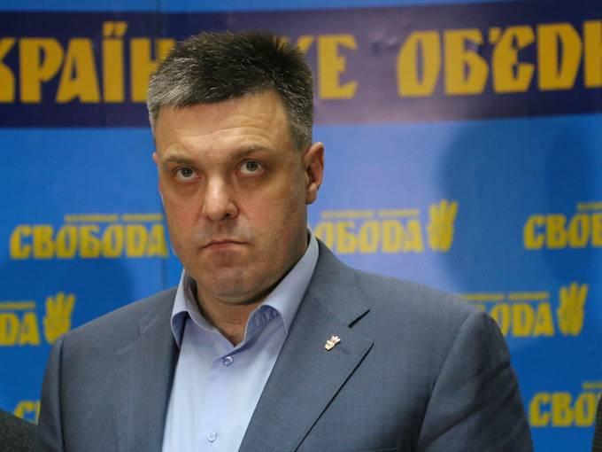 Олег Тягнибок: Через хаос во власти Украину ждет сложнейший политический сезон