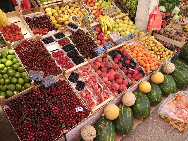 еда в черногории