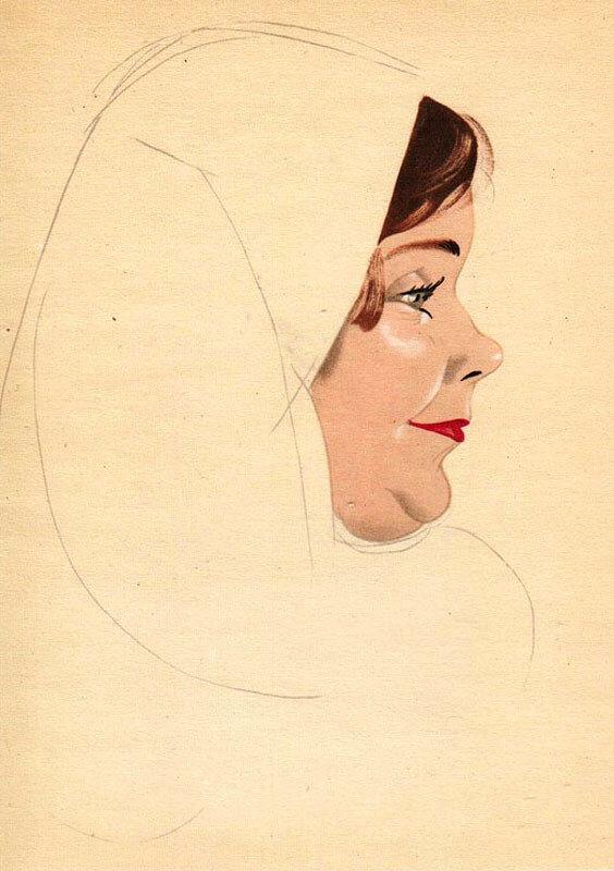 = Ник Акимов Ольга Берггольц,1947 (2).jpg