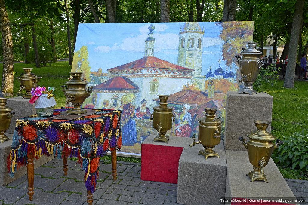 Ночь музеев-2016 в филиале Ветковского музея в Гомеле