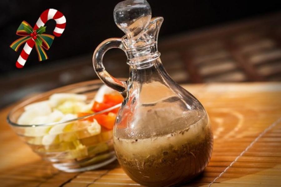 Заправки для салатов и мясных блюд