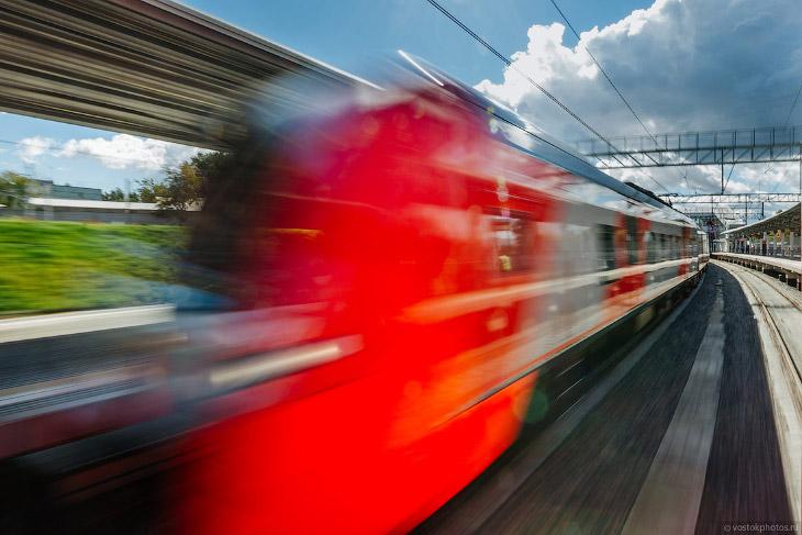 Фотографии и текст Дмитрия Чистопрудова   1. Московская окружная железная дорога (МОЖД) была