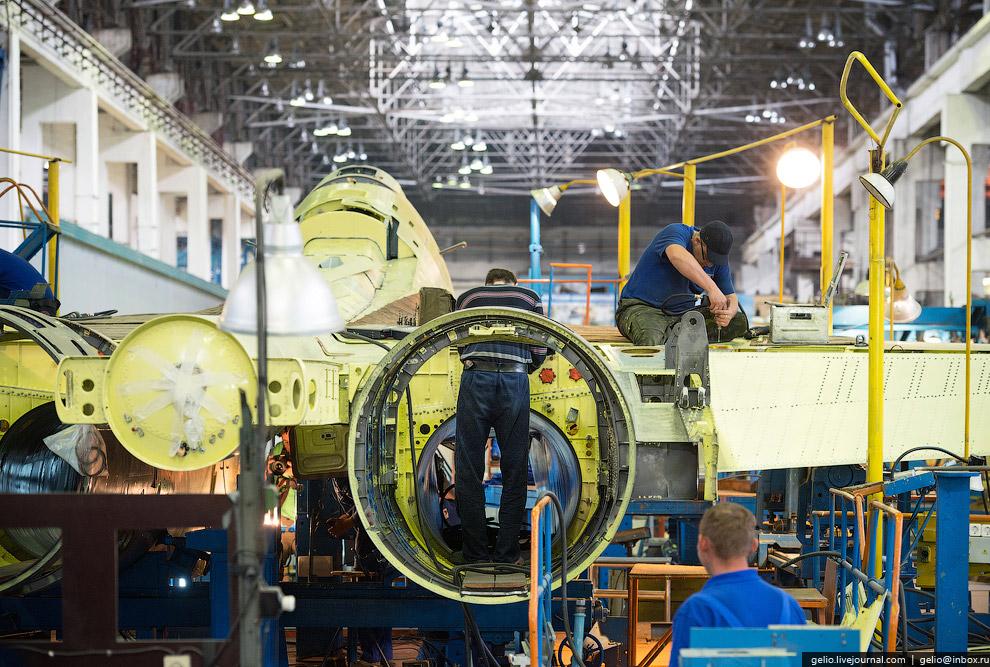 21. Кроме того, традиционно к агрегатно-сборочному производству относится цех изготовления труб