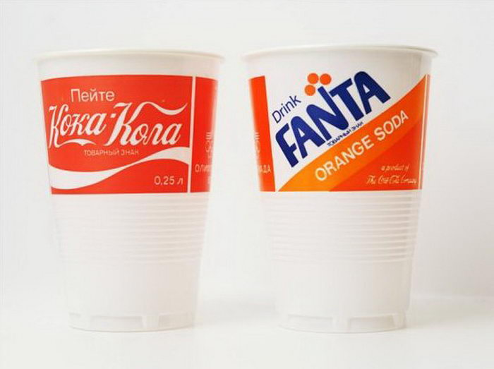 7. На Играх напитки разливали в одноразовые стаканчики, что было большим новшеством для советского п