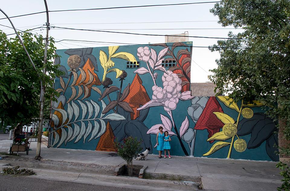 Монументальная флора Франциско Диаса