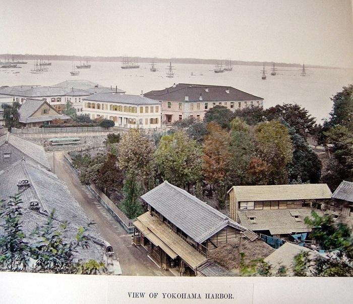 Йокосука. Военно-морской арсенал Строительство арсенала было первым и важным шагом для модерниза