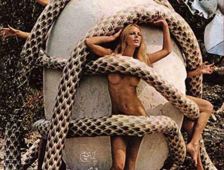 Сальвадор Дали и его совместный проект с Playboy (10 фото)