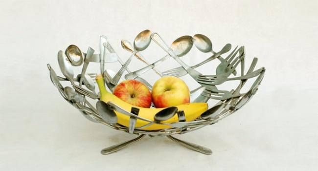 14гениальных способов сделать изстарой посуды дизайнерскую штуковину (14 фото)