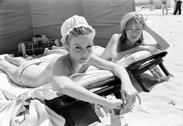 Стюардессы, 1968.