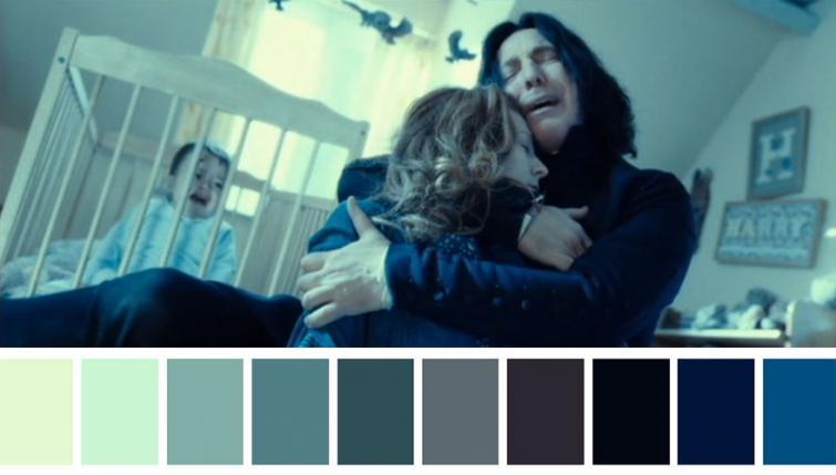 2. Гарри Поттер и Дары Смерти. Часть 2