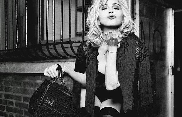 Фотограф — Стивен Кляйн для Dolce & Gabbana, 2012 год.
