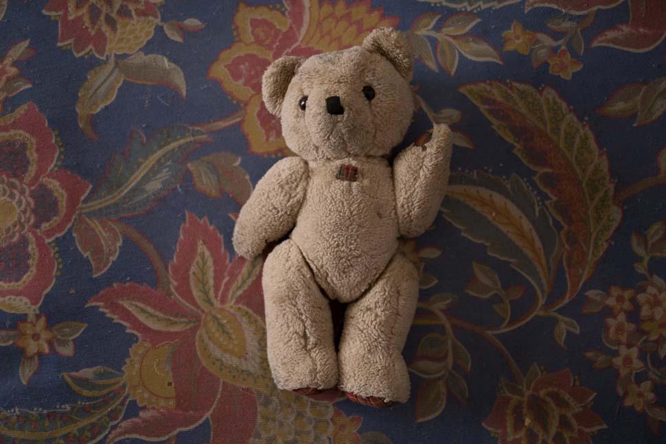 Тунис, семейный доход — 176 долларов на взрослого в месяц. Любимая игрушка — плюшевый мишка.