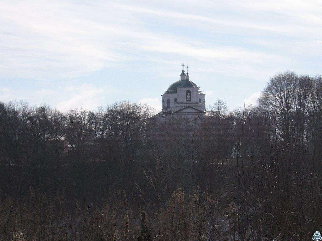 Церковь Рождества Пресвятой Богородицы в Каменке