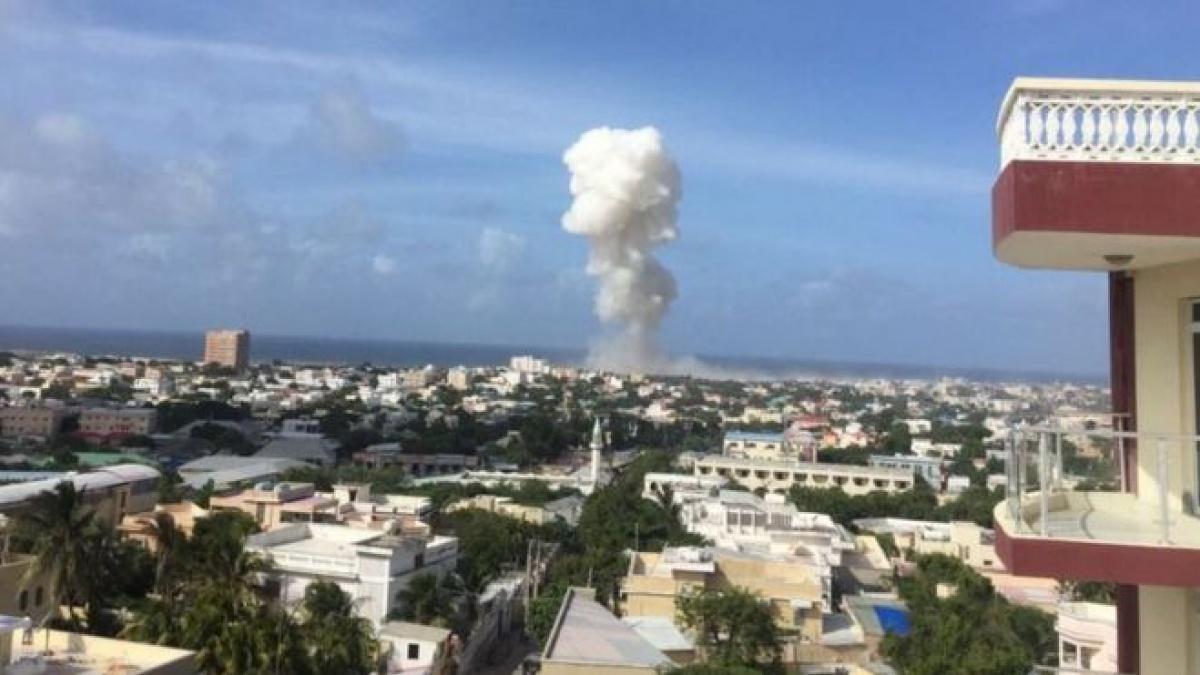Встолице Сомали прогремел мощнейший взрыв— погибли 12 человек