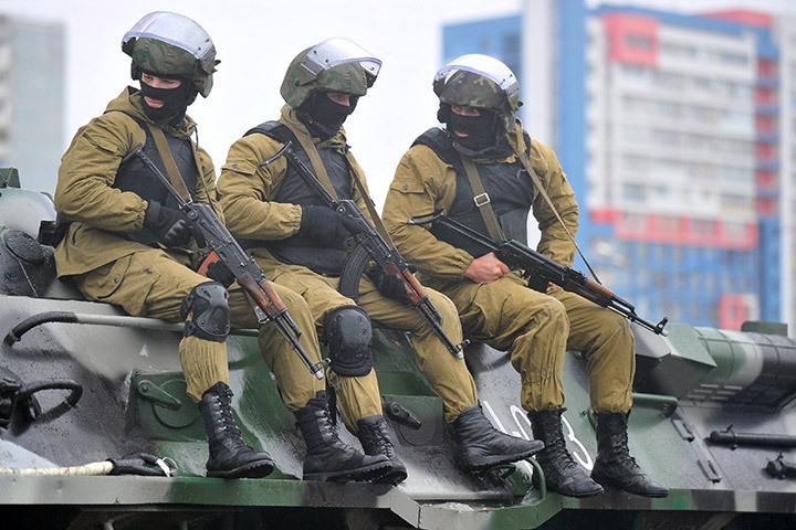 Нацгвардия планирует получить контроль над сертификацией оружия вРФ