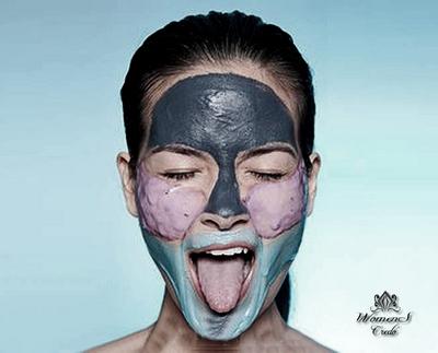 Осветляющая и тонизирующая маска
