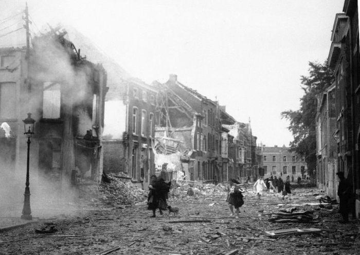 Уроки истории Второй мировой войны в бельгийских школах