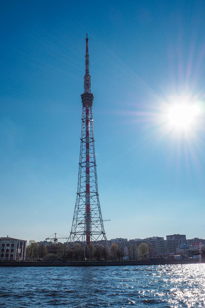 Петербургская телевизионная башня