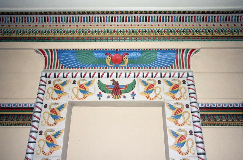 Особняк Викулы Морозова в Подсосенском пер. д. 21 (Арх. Шехтель)