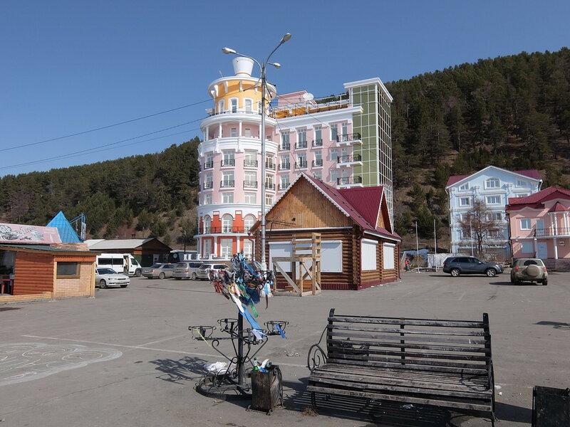 Листвянка - Отель