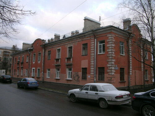 Павловская ул. 41