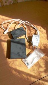 USB-кабель и зарядное устройство