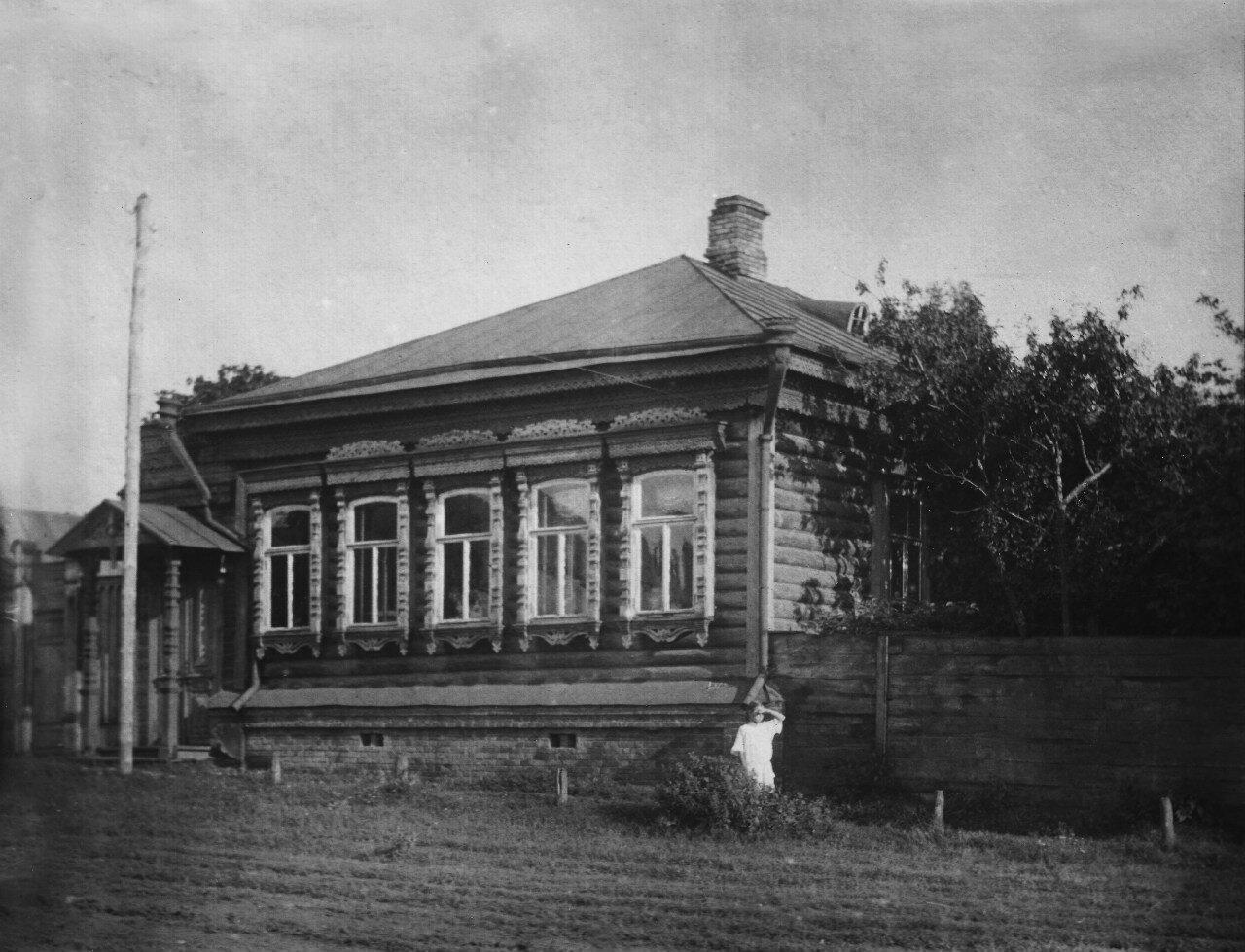 1927. Дом на Первой Новой улице