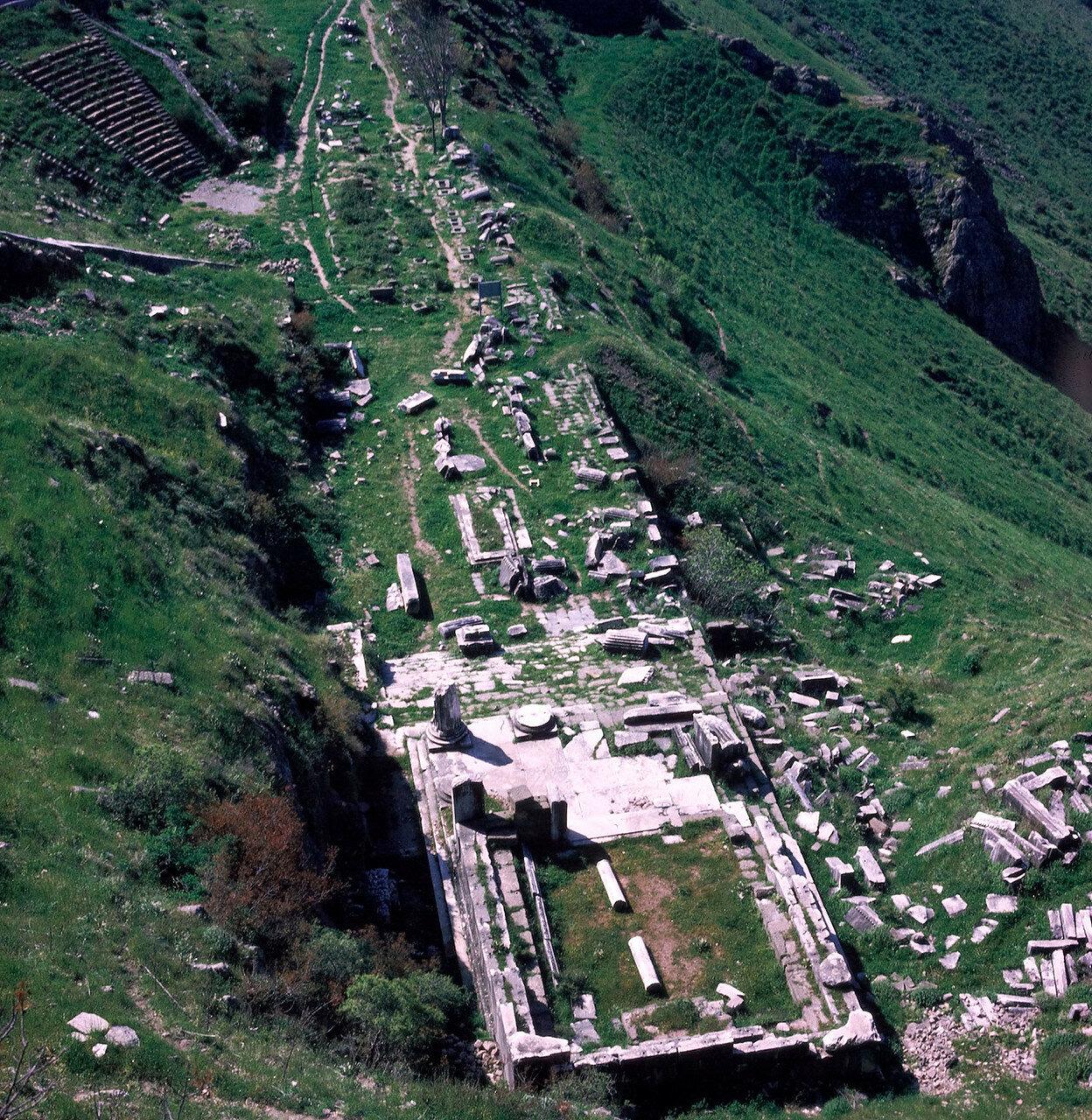 Пергам. Общий вид