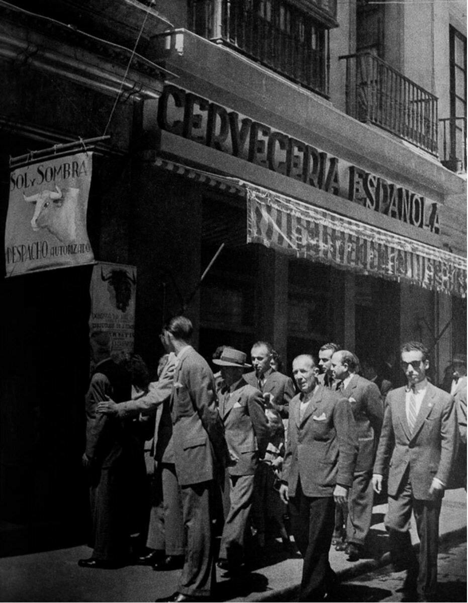 1954. Севилья