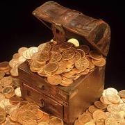 Сундучок с монетами