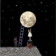 Достать Луну