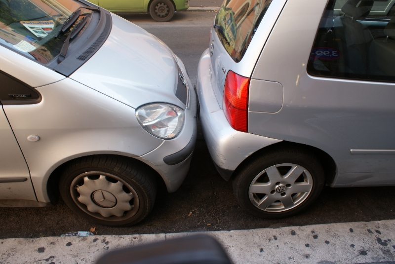 Платные парковки в Париже реальность