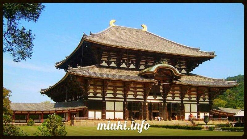 Монастырь Тодайдзи, храм Дайбуцудэн