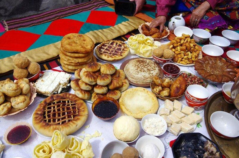 башкирские национальные блюда с картинками только
