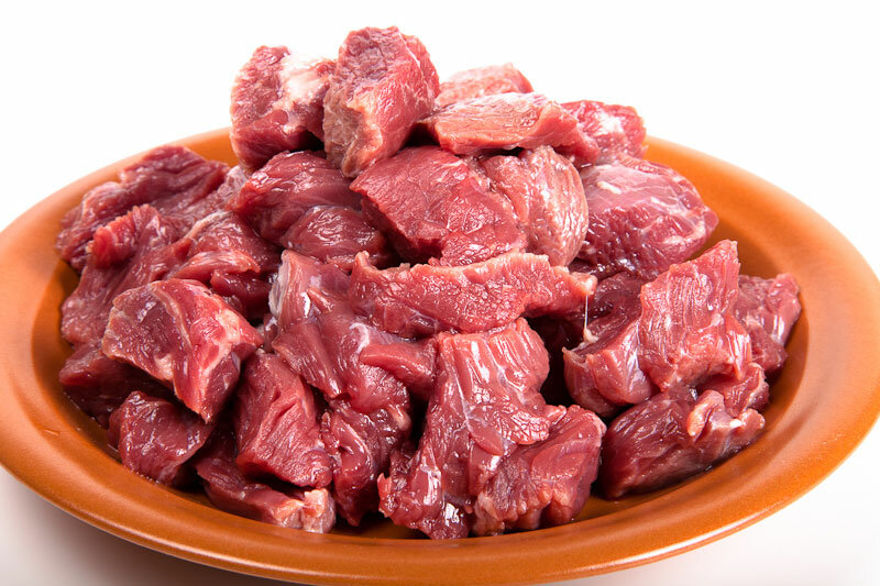 Гуляш из оленины  пошаговый рецепт с фото на Поварру