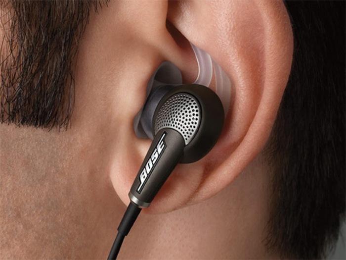 Наушники с шумоподавлением Первоначально разрабатываемые для повышения качества звука в слуховых апп
