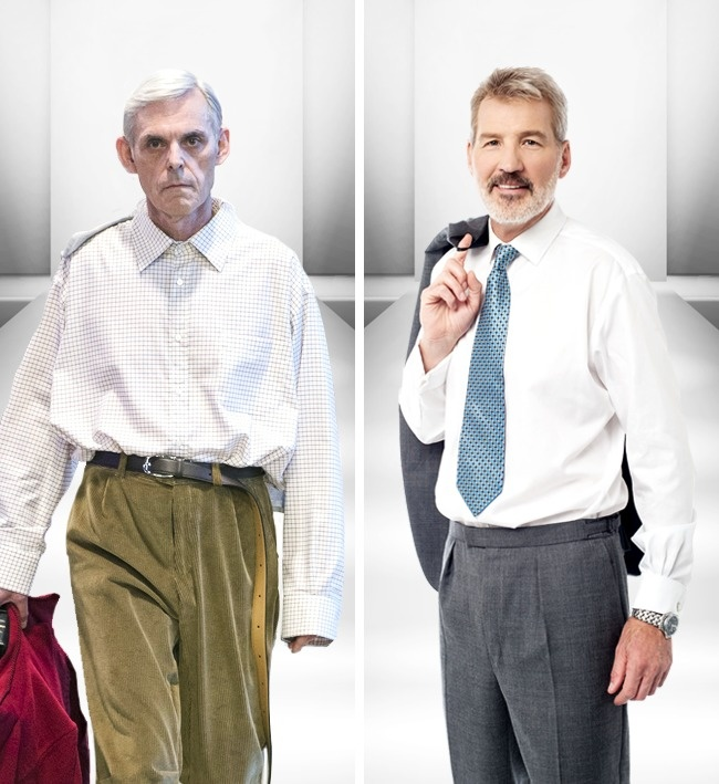 Тест: Сможетели выотличить модель сподиума отобычного человека?