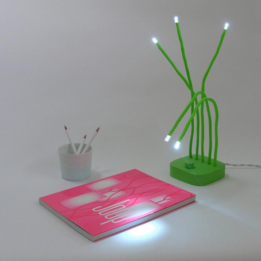 Настольная лампа FRESH LED от Victor Vetterlein