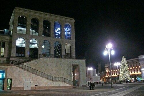Музей XX века в Милане, Италия.