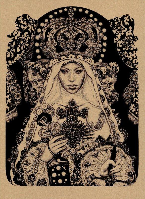 Иллюстрация от Вани Журавлева
