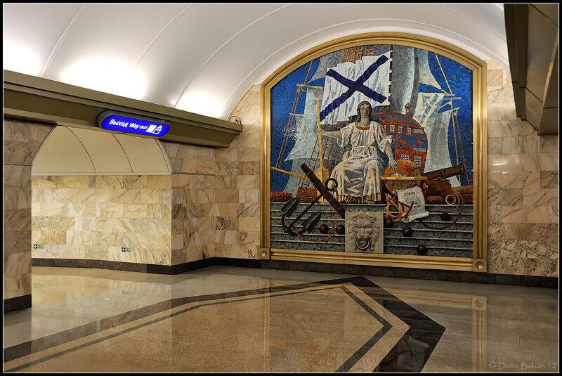 В 2014 году метрополитен Петербурга обзаведется 3G интернетом