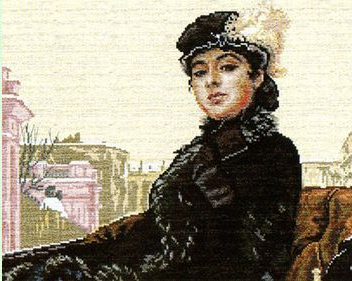 Неизвестная Крамского (разработка студия Коша) .