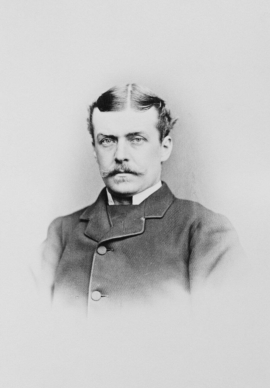 152. Капитан лорд Чарльз Каррингтон, Королевская конная гвардия